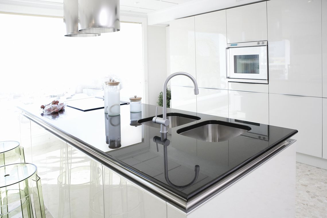 customizing kitchen counter tops